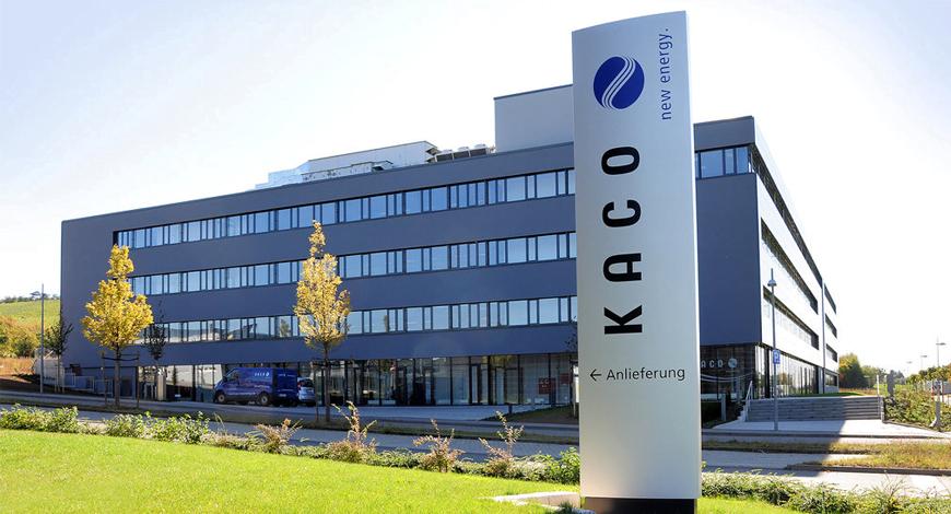 biến tần năng lượng mặt trời KACO