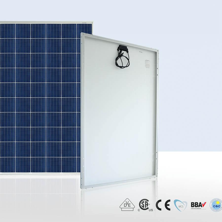 Tấm Pin năng lượng mặt trời top 10 thế giới